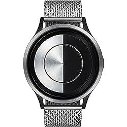 ZIIIRO Lunar Unisex Watches Chrome