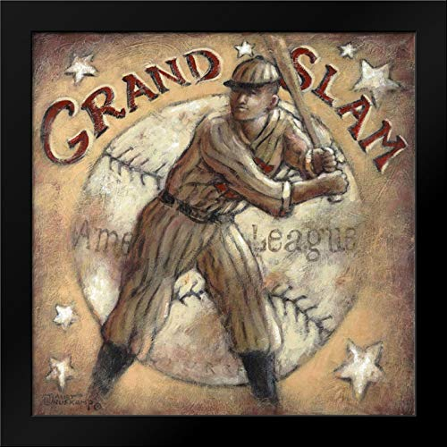 (Grand Slam Framed Art Print by Kruskamp,)