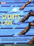 Sports Law, Simon Gardiner, 1859418945