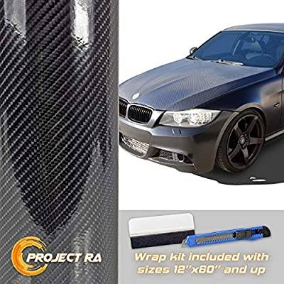 Gunmetal gray 3d carbon fiber vinyl car wrap VViViD XPO bubble free choose size