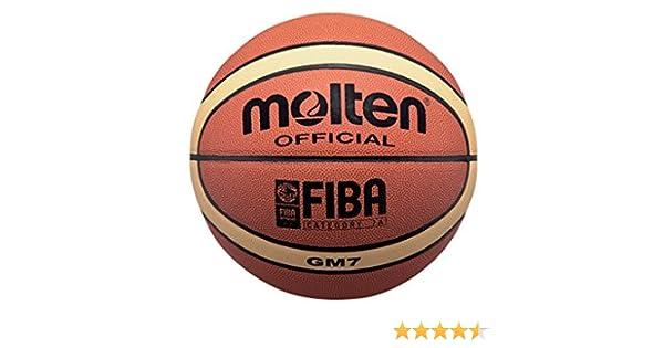 MOLTEN Balón Baloncesto BGMX-7: Amazon.es: Deportes y aire libre