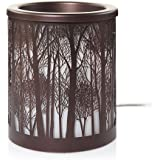 Yankee Candle Twilight Silhouettes with Led And Timer Scenterpiece Easy MeltCup Warmer