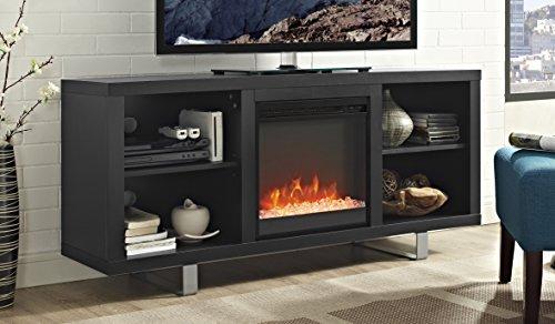 crystal fireplace - 8
