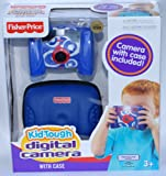 Fisher Price Kid Tough Digital Camera with Case - Blue