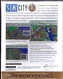 Sim City Classic CD-Rom Classics Edition