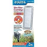 Marina Slim Filter Zeolite Plus Ceramic Cartridge - 3-Pack