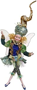Mark Roberts 2020 Collection Peacock Jewels Fairy, Small 10'' Figurine