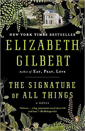 Online bog til gratis download The Signature of All Things: A Novel PDF FB2