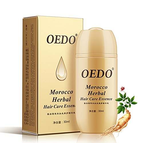 Morocco Herbal Ginseng Hair Care Essence Treatment For Men And Women Hair Loss Fast Powerful Hair Growth Serum Repair Hair (Repair Essence)