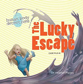 The Lucky Escape: An Imaginative Journey Through the Digestive ...