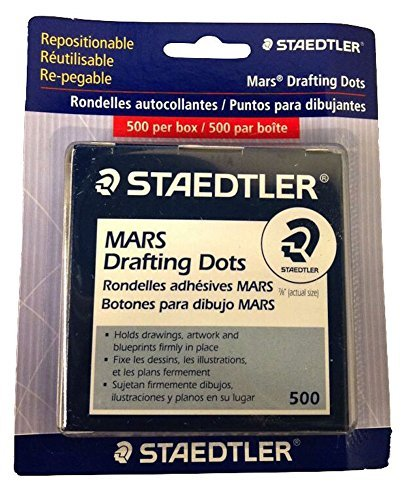 Staedtler(R) Drafting Dots, 7/8in., Box Of 500