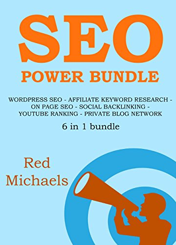 SEO POWER BUNDLE - 6 in 1 - 2016 UPDATE: WORDPRESS SEO - AFFILIATE KEYWORD RESEARCH - ON PAGE SEO - SOCIAL BACKLINKING - YOUTUBE RANKING - PRIVATE BLOG NETWORK