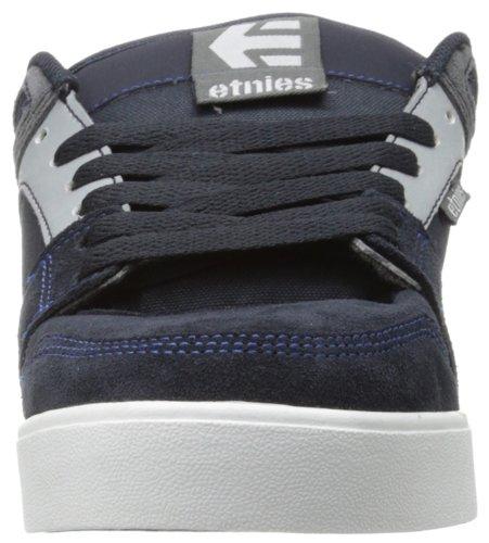 Etnies Rockfield - zapatillas bajas de cuero hombre azul - Navy/Grey