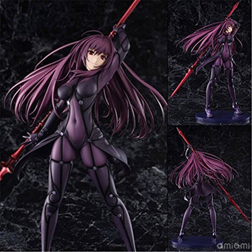 TONGROU Anime Fate Grand Order Lancer Scathach 1/7 Scale Painted PVC Figure No Box