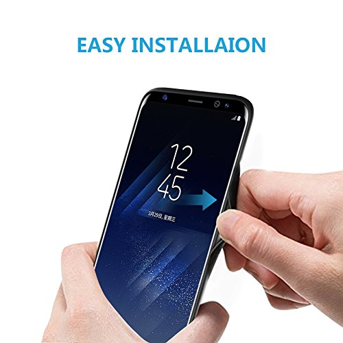 buy popular 19b9b efc5c Samsung Galaxy S8 Ultra Thin Battery Case, Pantheon Premium Extended ...
