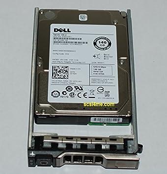 "1 Year Warranty New Dell PowerEdge R610 146GB 15K 6Gb//s SAS 2.5/"" Hard Drive"