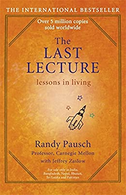 The Last Lecture- Bestseller Self-Help Books