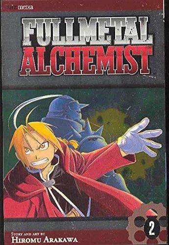 Fullmetal Alchemist: Fullmetal Edition, Vol. 2 Book Review ...
