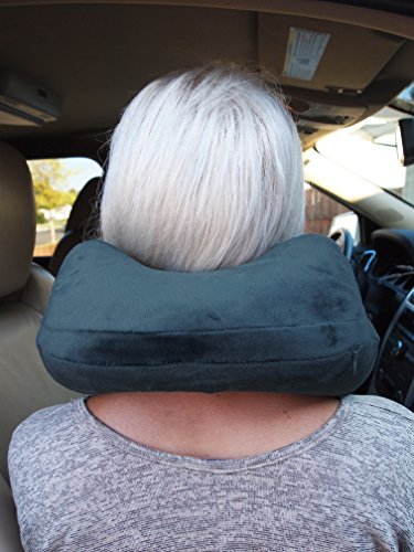 Daydreamer Neck Pillow - Luxuriously Soft Inflatable Travel Pillow for Sleeping on...