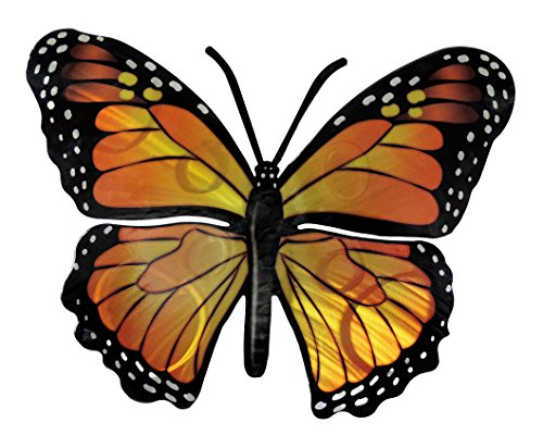 Next Innovations Butterfly Monarch 3D Wall Art, 23.5
