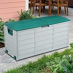 KingSo 79 Gallon Storage Container Box 4...