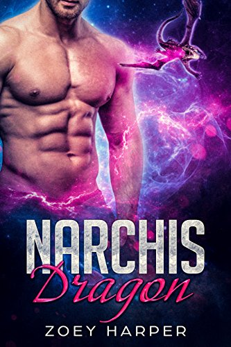 Narchis Dragon: A Dragon Shifter Romance (Dragons of Brevia: Shadow Squad Book 1) by [Harper, Zoey]