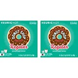 k cups for 2 0 keurig - The Original Donut Shop Regular Keurig Single-Serve K-Cup Pods, Medium Roast Coffee, 18 Count - Pack of 2