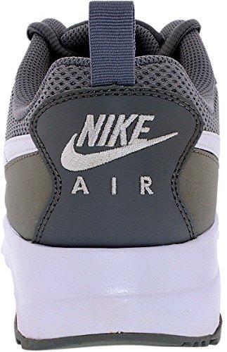 Nike Donne Max Musa Aria Scarpe Grigio / Bianco In Esecuzione
