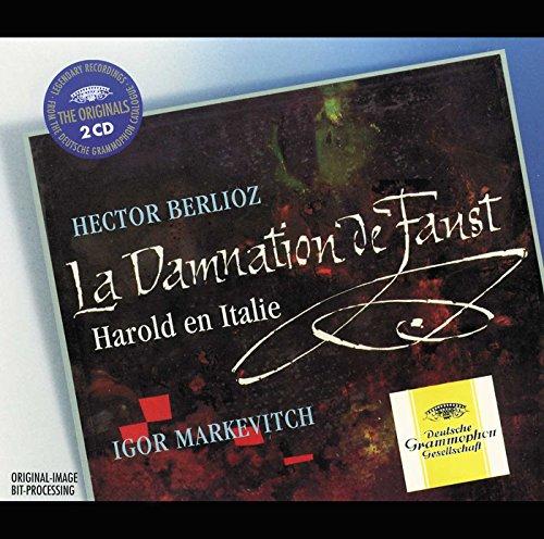 Damnation of Faust / Harold en Italie (Uk Fragrance)