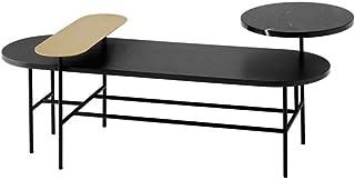 VIOY Table De Peintre Multi-Fonctionnelle Combinaison Moderne Créative Palette Mode Combinaison,Noir,Taille Unique