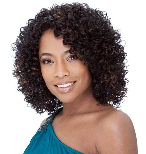 LYNN - Shake N Go Freetress Equal Lace Front Natural Hairline Wig - Mall Lynn