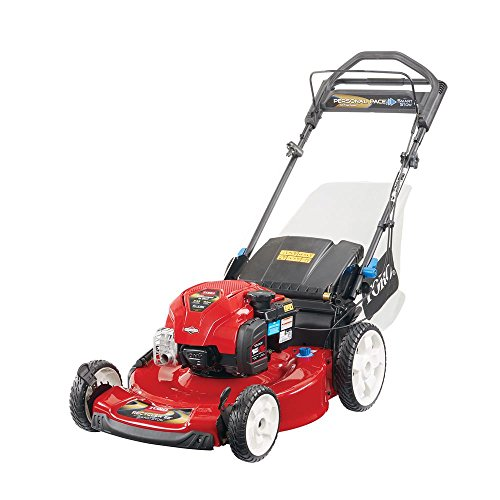 Toro 22 in. Recycler SmartStow Personal Pace Variable Speed...