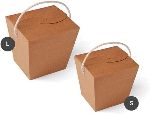 Selfpackaging Caja Regalo de cartón con diseño de Fideos Chinos ...