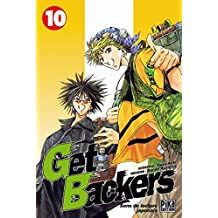 Get Backers T10 (French Edition)