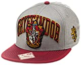 Harry Potter - Gryffindor Snapback Size ONE SIZE