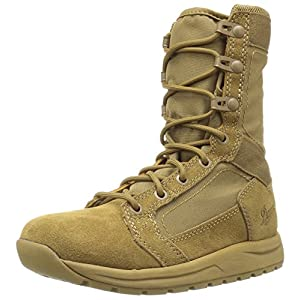 Danner Men's Tachyon 8 Inch Military and Tactical Boot, Coyote, 9.5 D US