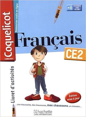 Francais Ce2 Coquelicot Livret D Activites 9782753111233