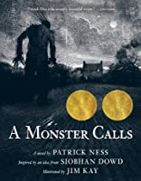 A Monster Calls: Inspired by an Idea from Siobhan Dowd Front Cover