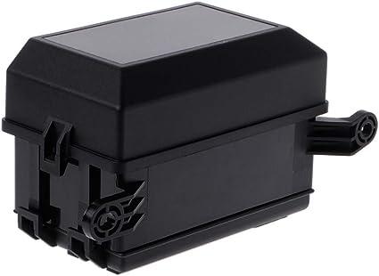 Qiulip caja de fusibles para auto, 6 relés, 5 carreteras, para coche, camión, SUV, seguro: Amazon.es: Coche y moto