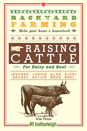 Backyard Farming: Raising Cattle for Dairy and Beef for sale  Delivered anywhere in USA