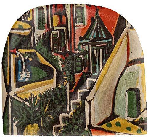 YouCustomizeIt Mediterranean Landscape by Pablo Picasso Baby Hat (Beanie)