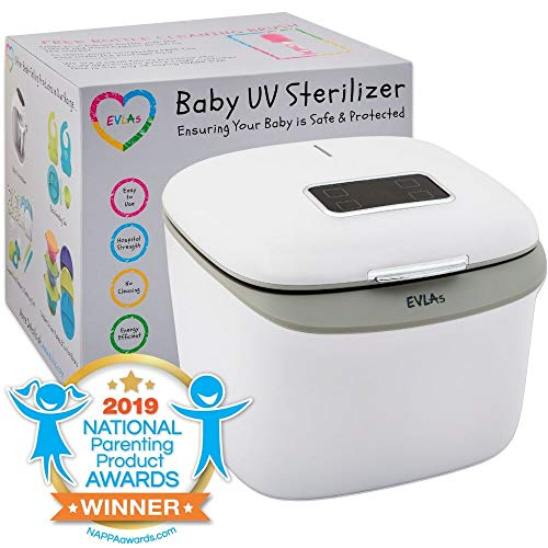 baby bottle sanitizer and dryer - 7
