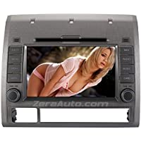 2005-2012 Toyota Tacoma In-Dash GPS Navigation Stereo DVD CD Player Radio 7 Inch Touchscreen Bluetooth AV Receiver USB SD iPod iPhone Ready Multimedia Deck 05 06 07 08 09 10 11 12 Head Unit