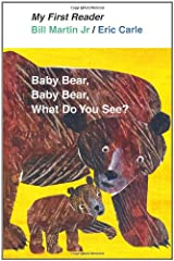 The publication of Panda Bear, Panda Bear, What Do You See? and Baby Bear, Baby Bear, What Do You See? completes the bear book beginning reader series. Now, children can read all four books on their own in this special format.  With th...