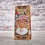ilyas Gonen Dibek Ground Turkish Coffee/Plain Dibek and 19 Different Flavored (100g / 3,5oz) (Nuts Flavored Ground Turkish Coffee) -  Dibek Kuru Kahve