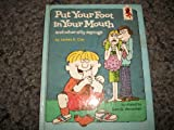 Put Your Foot in Your Mouth and Other Silly Sayings, James A. Cox, 0394945034