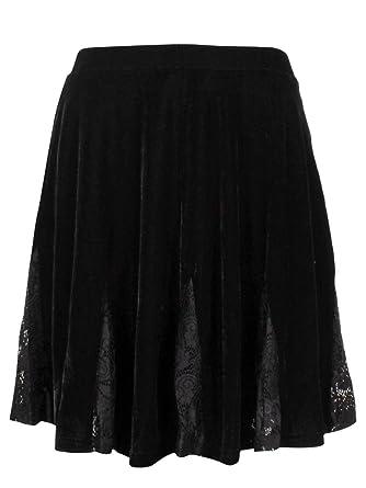Banned Apparel Falda gótica venenosa, tamaño 16: Amazon.es: Ropa y ...