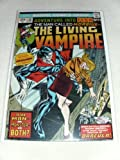 img - for The Living Vampire # 20 (Adventure Into Fear with the Man Called Morbius...) book / textbook / text book