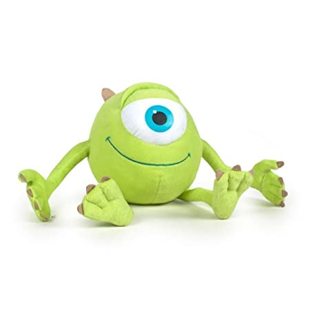 e90bfd7b5a Disney Monsters & Co. (Monsters inc) Pupazzo di peluche Mike (verde ...