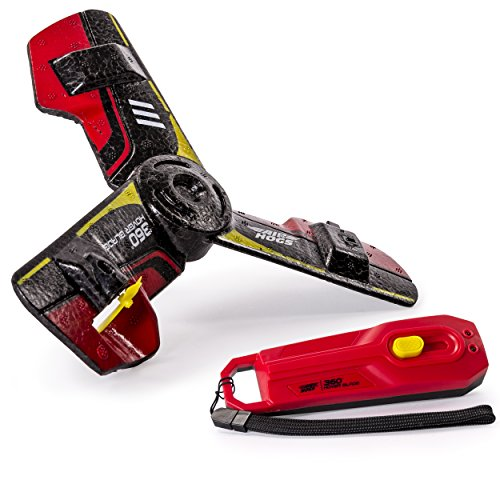 Air Hogs, 360 Hoverblade, Remote Control Boomerang, Red